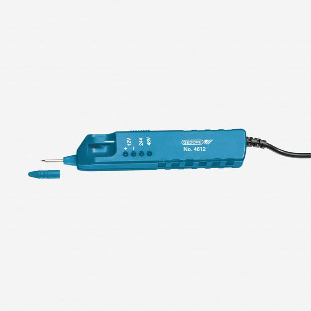 Gedore 4612 Voltage tester 3-48 V AC/DC
