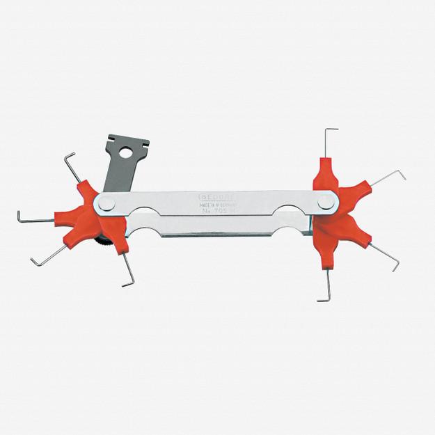 Gedore 705 M Spark plug gauge 0.4 - 1.0mm
