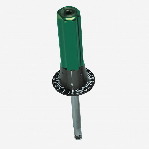 "Gedore 758-50 Torque screwdriver SP 1/4"" 100-500 cNm"