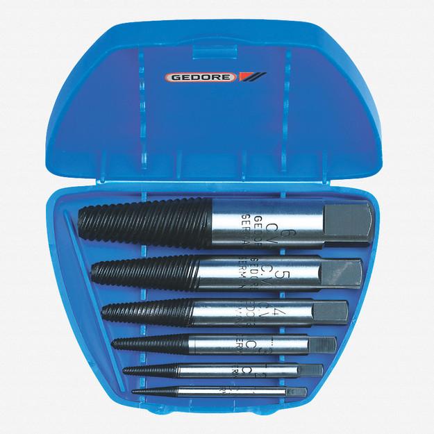 Gedore 8551-88 Bolt extractor set 8 pcs M3-M45