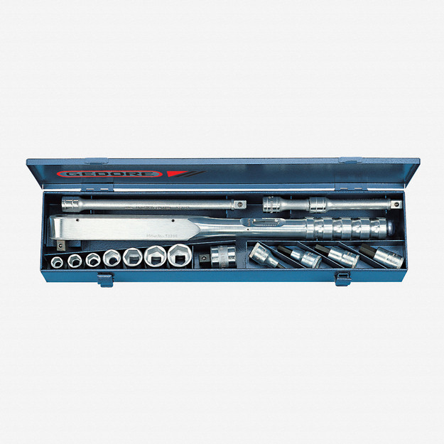 Gedore 8561-03 Torque wrench DREMOMETER B set