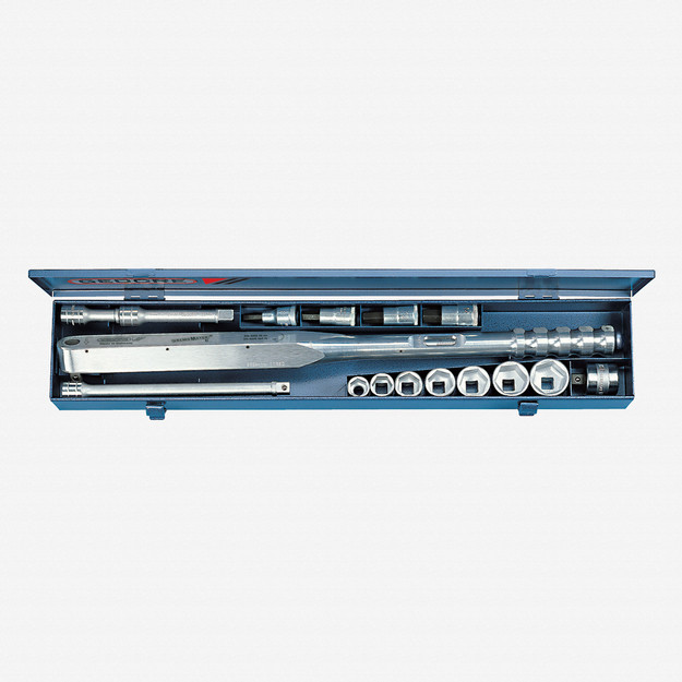 Gedore 8562-30 Torque wrench DREMOMETER C set