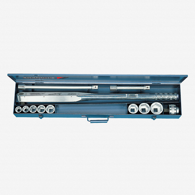 Gedore 8563-30 Torque wrench DREMOMETER D set