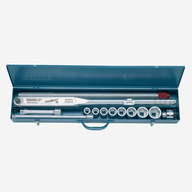 Gedore 8568-03 Torque wrench DREMOMETER DR set