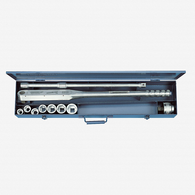 Gedore 8570-30 Torque wrench DREMOMETER CD set