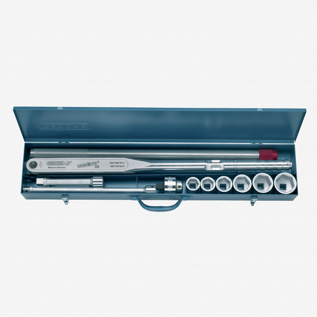 Gedore 8571-03 Torque wrench DREMOMETER DX set