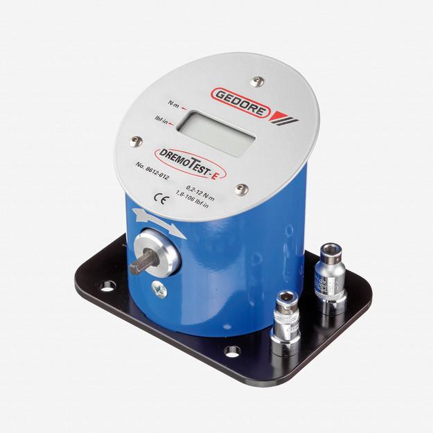 Gedore 8612-012 Electronic torque tester DREMOTEST E 0.2-12 Nm