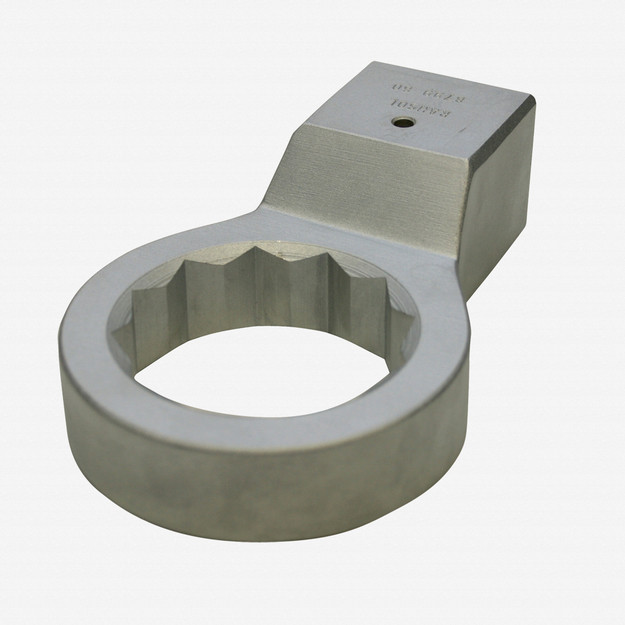 Gedore 8799-80 Ring end fitting 28 Z, 80 mm