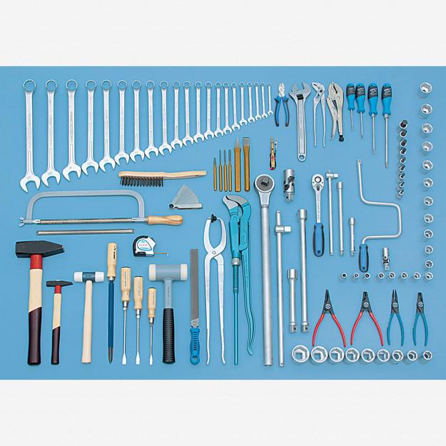 Gedore S 1006 Tool assortment HGV 115 pcs