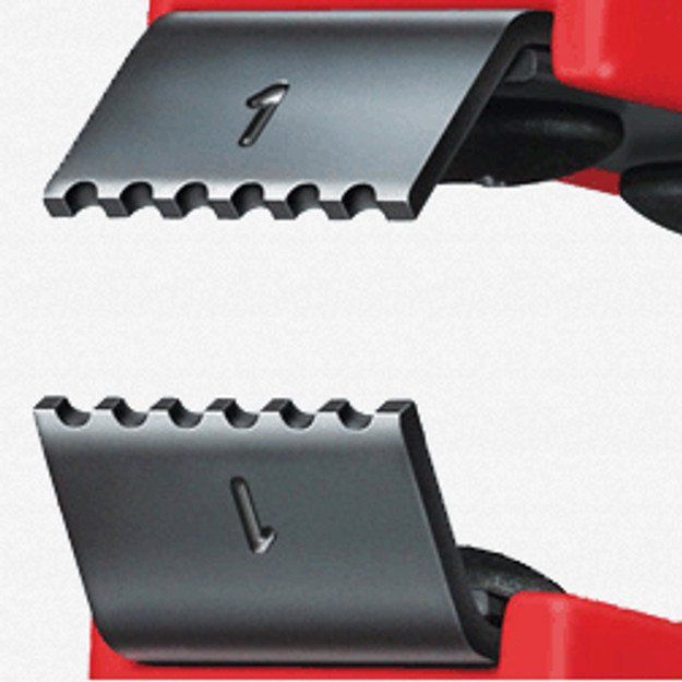 Knipex 15-19-010 1 pair of spare blades for 15-11-120 - 1 mm dia