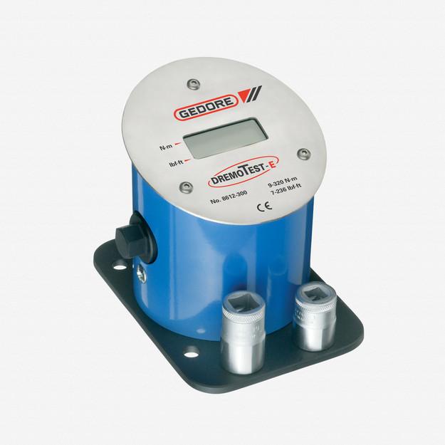 Gedore 8612-300 Electronic torque tester DREMOTEST E 9-320 Nm