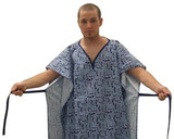 Preferred Privacy Hospital Gown