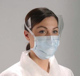 Alpha Protech Critical Cover® Shieldmate® Face Mask With Eye Shield