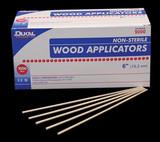 Dukal Wood Applicators