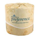 Georgia- Pacific Preference® Embossed Bathroom Tissue