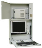 Omnimed Beam® Deluxe Computer Work Statiion