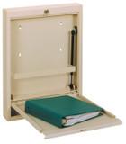 Omnimed Beam® Slimline Wall Desks