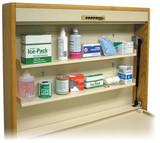 Omnimed Beam® Slimline Wall Desks Accessories