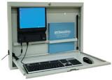 Omnimed Beam® Ultra Sleek Informatics Work Center