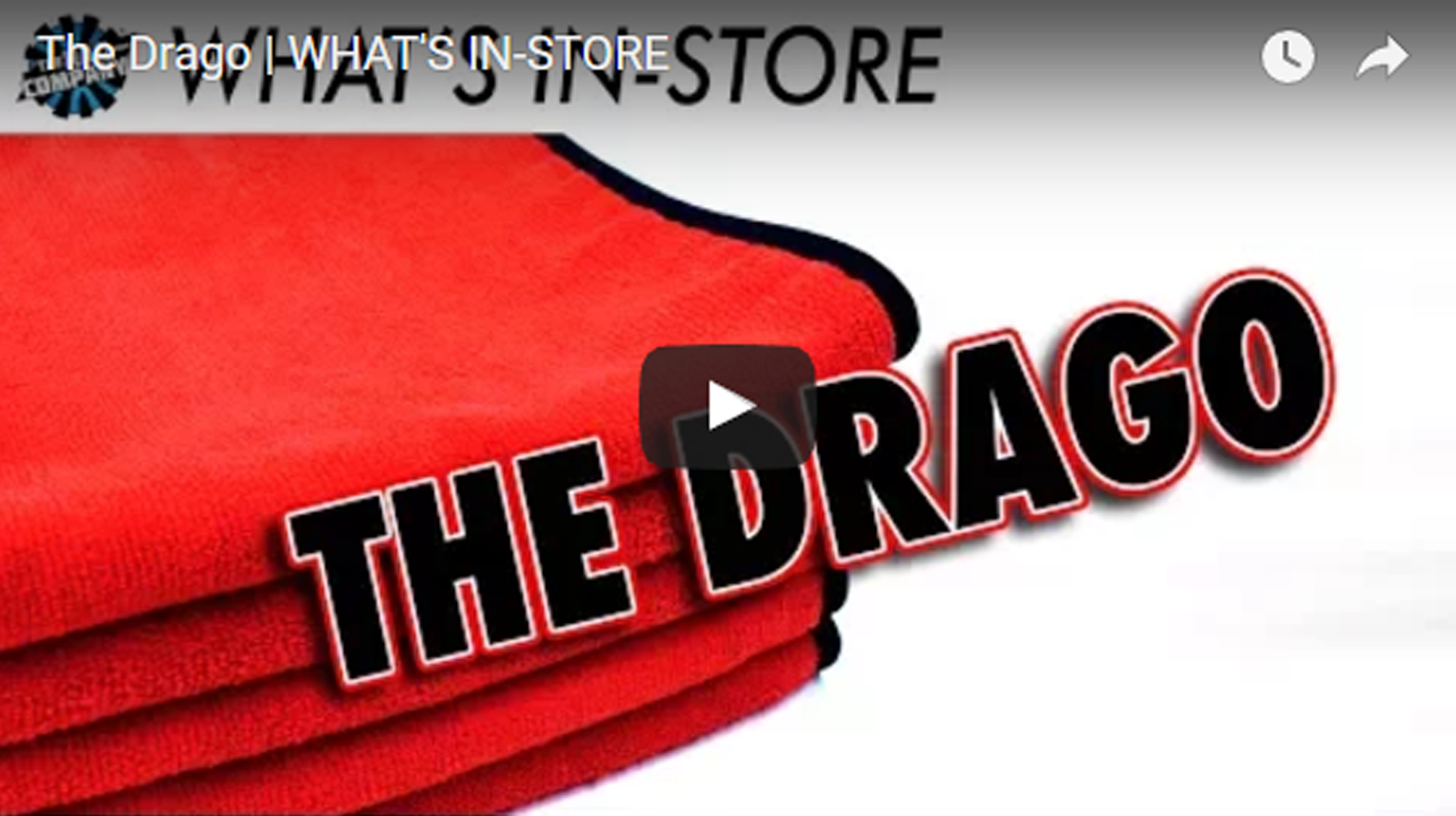The Drago | WHAT'S IN-STORE