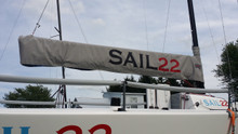Sail22 J/70 Main Sail Cover