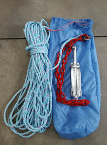 Anchor Kit (Anchor, Chain, and Rode)