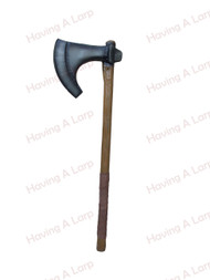 Irregular Props - Bearded War Axe 36""