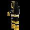 Boston Bruins onesie pajamas by Hockey Sockey - 60 degree side view