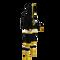 Boston Bruins onesie pajamas by Hockey Sockey - 320