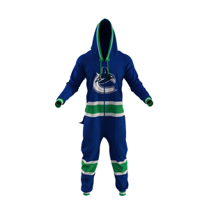 Vancouver Canucks NHL Onesie