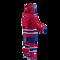Montreal Canadiens NHL Onesie Pajama - 240 degree rear view angle