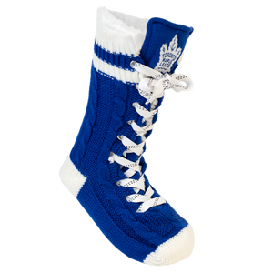 Toronto Maple Leafs NHL Reading Socks