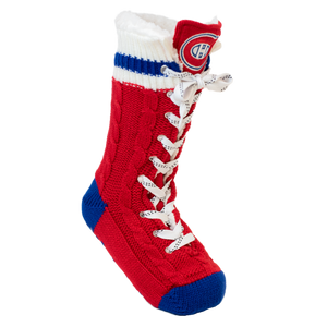 Montreal Canadiens NHL Reading Socks