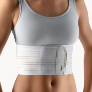 Women's Elastic Rib Support Belt