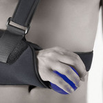 Shoulder Immobilizer with Training Ball