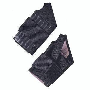 Single-Strap Wrist Support - Black