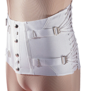 Men's Convertible-Invertible Lumbosacral Support