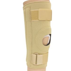 Open Patella Plus Size Knee Support Brace