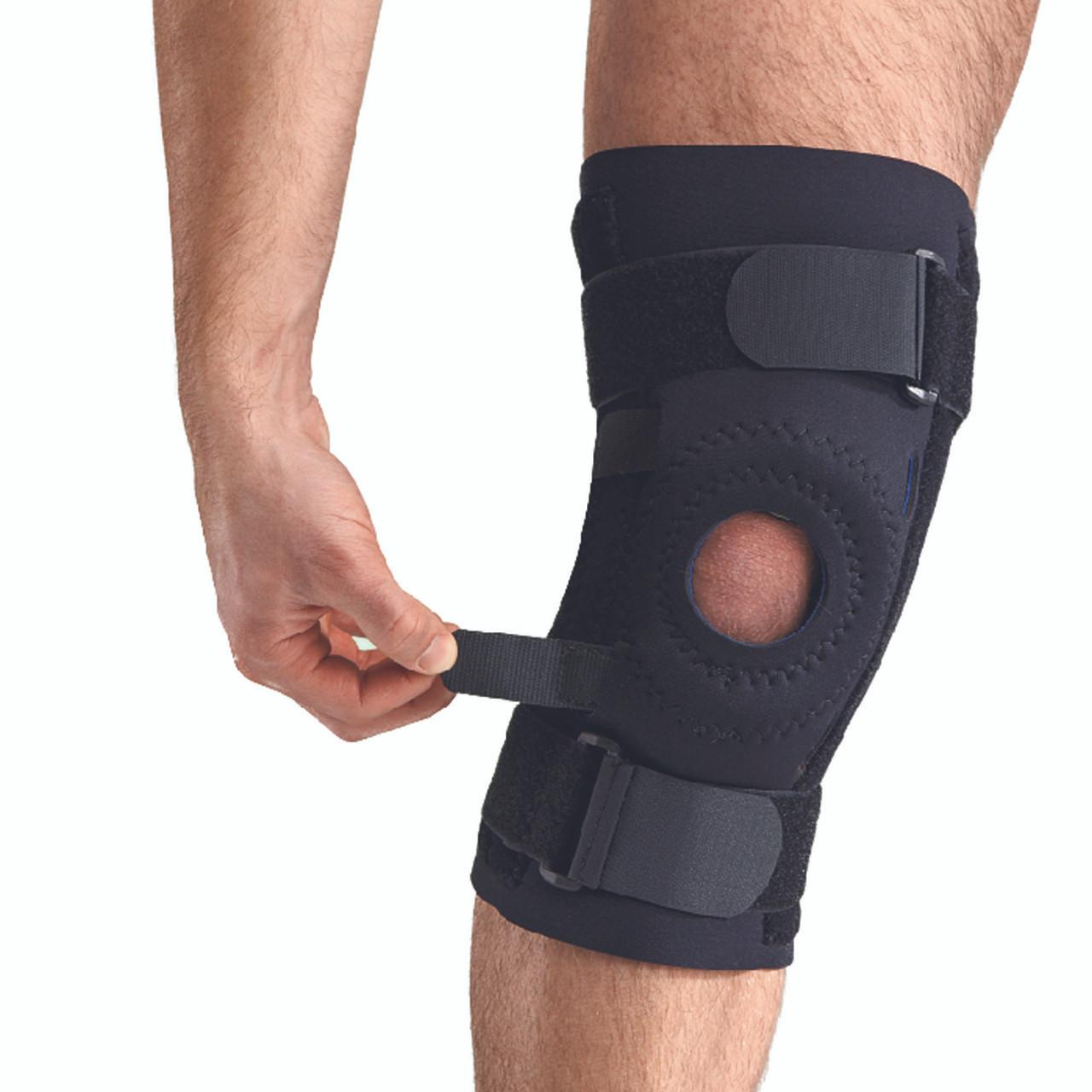 Knee Patella Stabilizer Brace with Universal Buttress ...