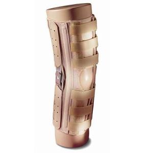 Elastic Hook 'n Pile Hinged Wraparound Knee Brace