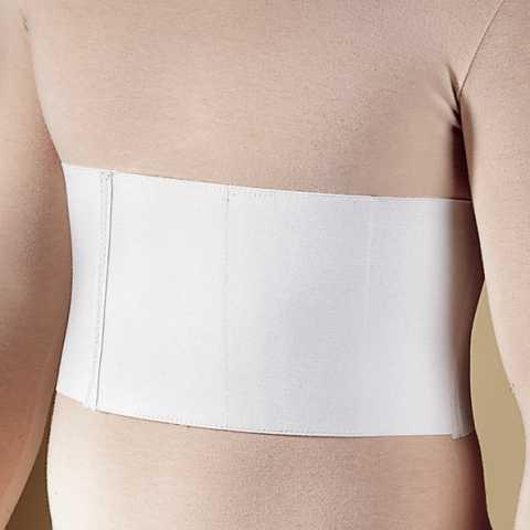 Men's Elastic Rib Belt