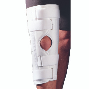 Canvas Knee Splint