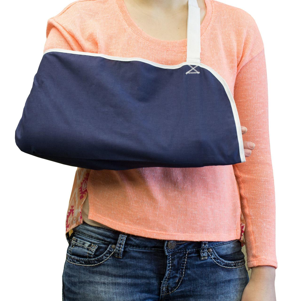 Shoulder Arm Sling w/Thumb Loop