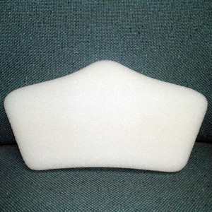 Foam Back Insert For Pocket Wraparounds