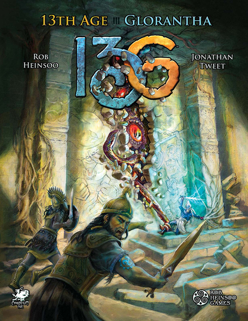 13th Age Glorantha PDF
