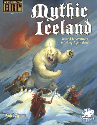 Image showing Icelandic Adventurers fighting a monster