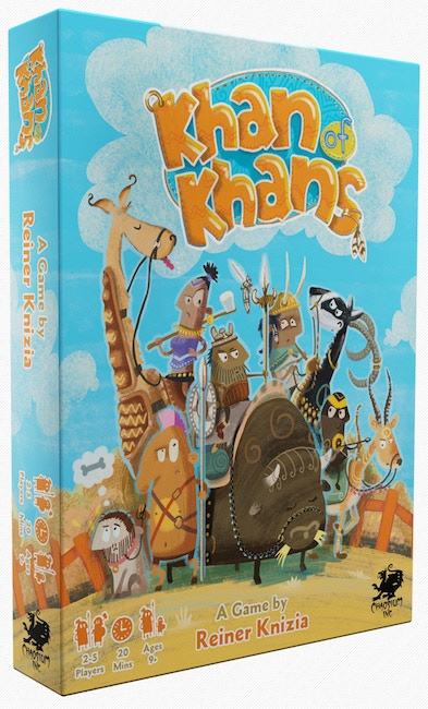Khan of Khans Box