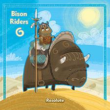 Bison Khan Card