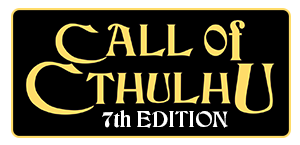 Call of Cthulhu Logo for 7th Edition