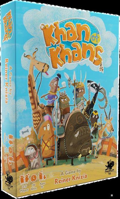 Khan of Khans Box Cover